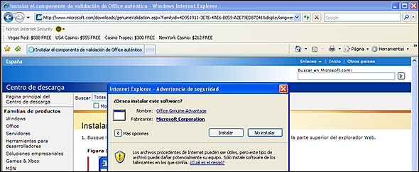 Complemento Pdf Office 2007