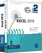 Excel 2019 Pack 2 libros