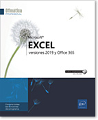 Excel versiones 2019 y Office 365