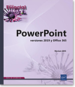 PowerPoint versiones 2019 y Office 365