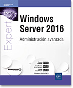 Windows Server 2016 Administración avanzada