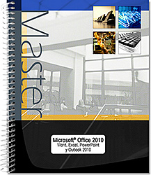 Microsoft® Office 2010 - Word, Excel, PowerPoint y Outlook 2010, Manual , Microsoft , Office 10 , Office10 , suite ofimática , libro electrónico , ebook , e,book