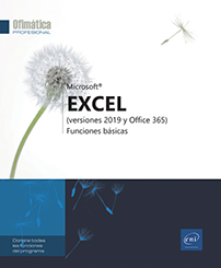 Excel (versiones 2019 y Office 365)